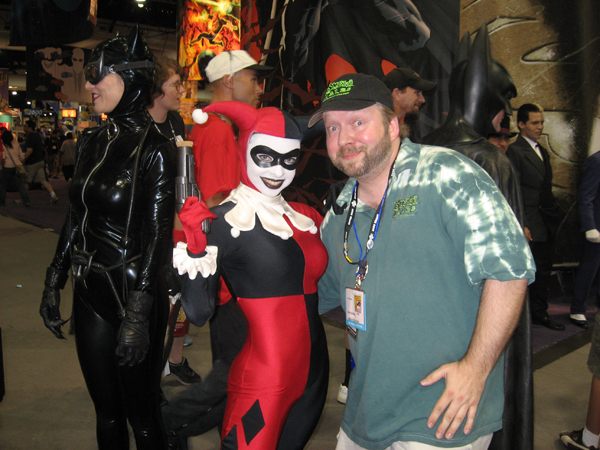 GPW Harley Quin SDCC 2007