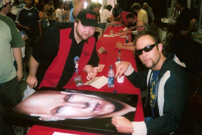 Lin & Michael Rosenbaum