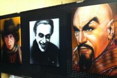 2013 MidSouthCon art show 1