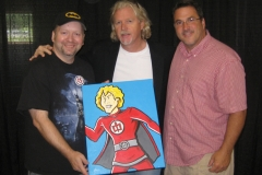 Ralph/GAH painting at Cape Con 2011