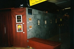 haunt wall corner 2003