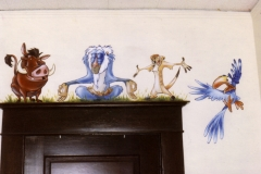 lionking door