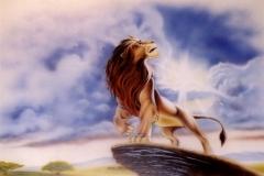 lionking wall
