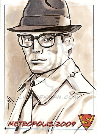 Clark Kent (Christopher Reeves)
