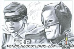 Batman & Robin (Adam West & Burt Ward)