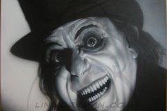 Monster Portraits of Villainy