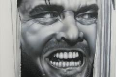 Jack Shining (Jack Nicholson)