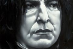 Severus Snape (Alan Rickman)