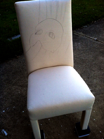 Phantom chair fr sketch