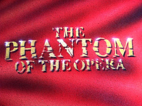Phantom logo seat