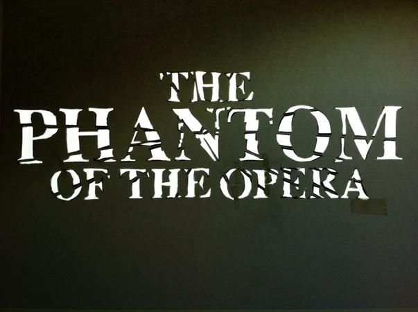 Phantom stencilcut450