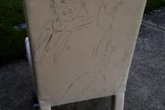 Phantom chair bk sketch