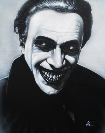 Man Who Laughs