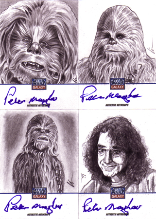 Galaxy7  Peter Mayhew