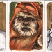 Topps Star Wars Masterworks 17