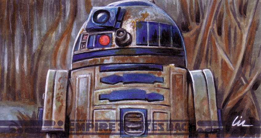 dirty droid