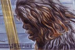 chewie sad
