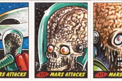 Topps Mars Attacks