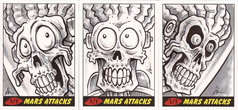 Mars Attacks 10c