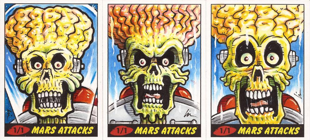 Mars Attacks 5c