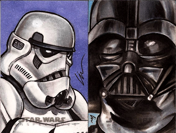 Star Wars, Chrome Perspectives17