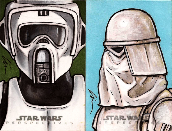 Star Wars, Chrome Perspectives18