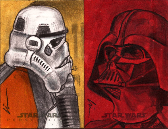 Star Wars, Chrome Perspectives26