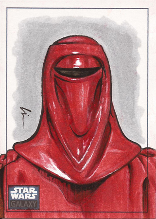Guard red