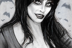 Halloween Trick Or Treat- Elvira