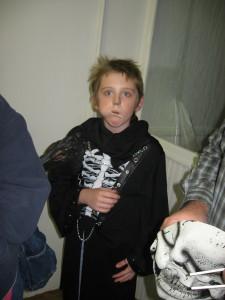 My nephew Jonathan