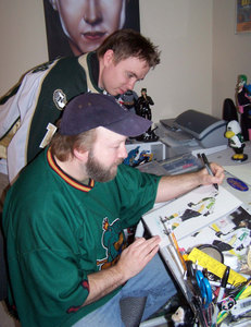 """RiverKings Art for Autism"""