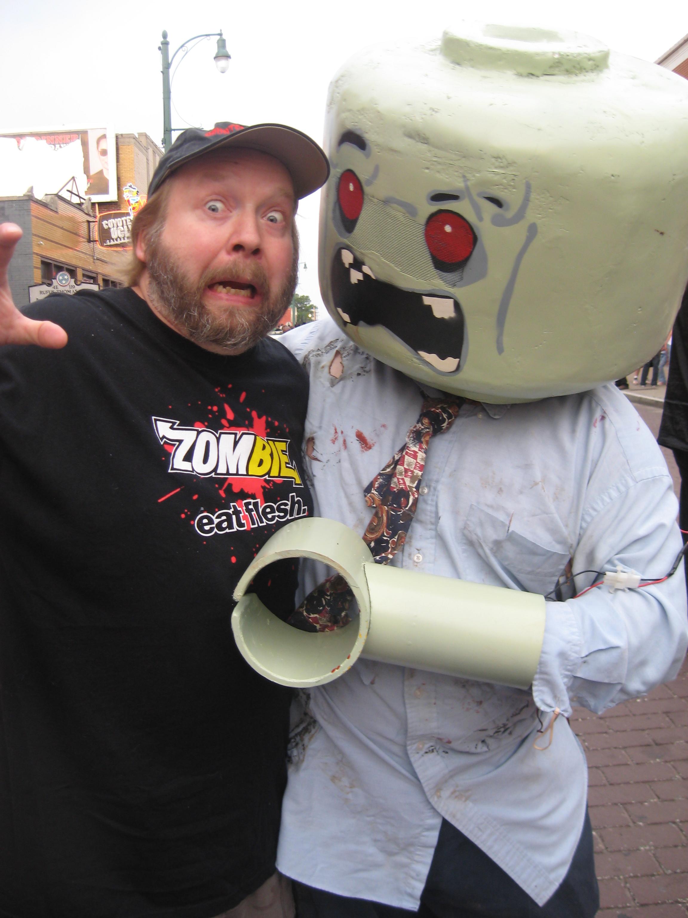 Zombies invade Memphis…AGAIN!