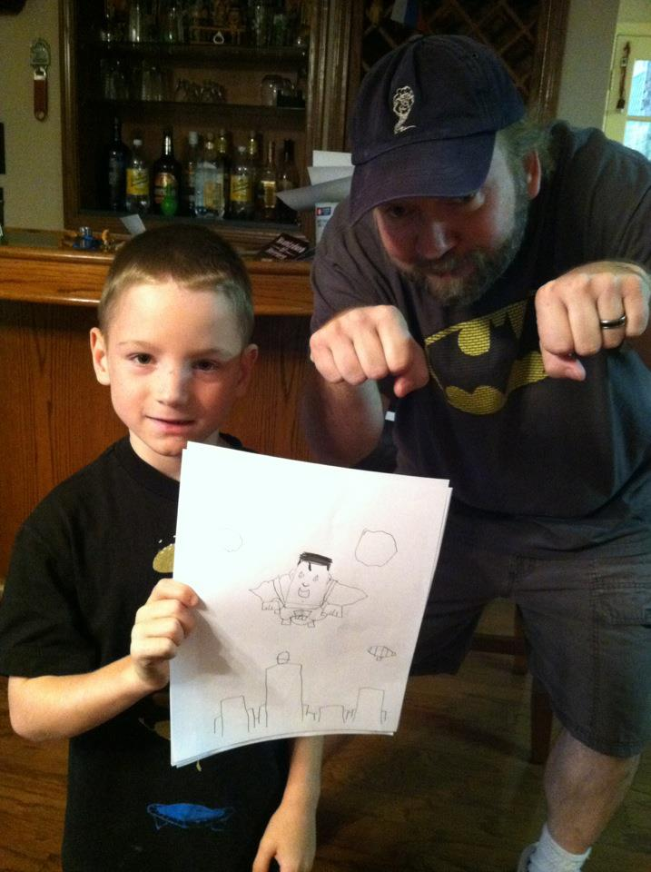 """Eh- what's up, DAC?"" – Teaching Kids To Draw Funny!"