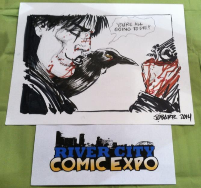 River City Comic Expo- my first and not last!