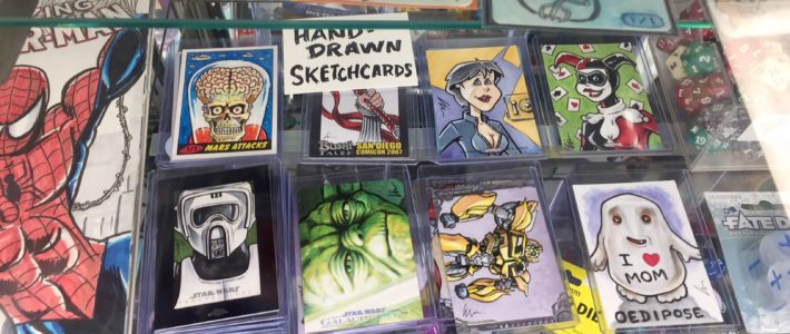 """How Much Is That Sketchcard In The Window?""- Why I Charge What I Charge"